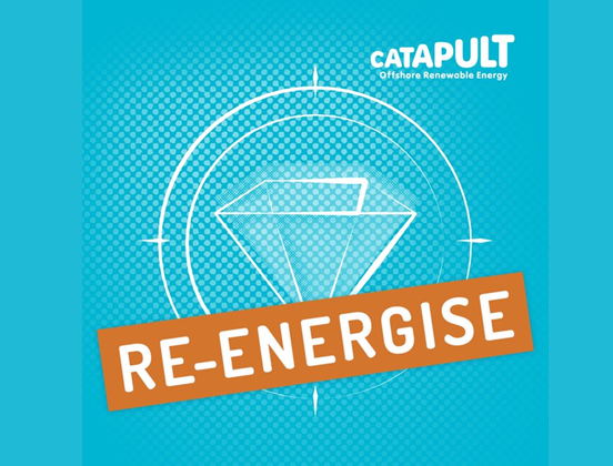 Re-Energise Podcast - ORE Catapult