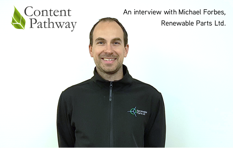 Content Pathway Interview with Michael Forbes