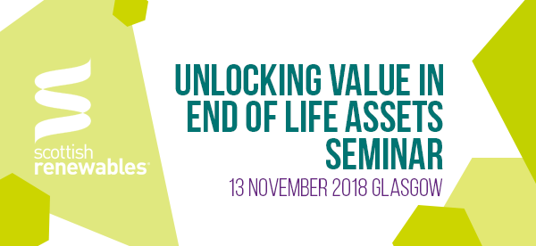 Unlocking Value in End of Life Assets - Seminar