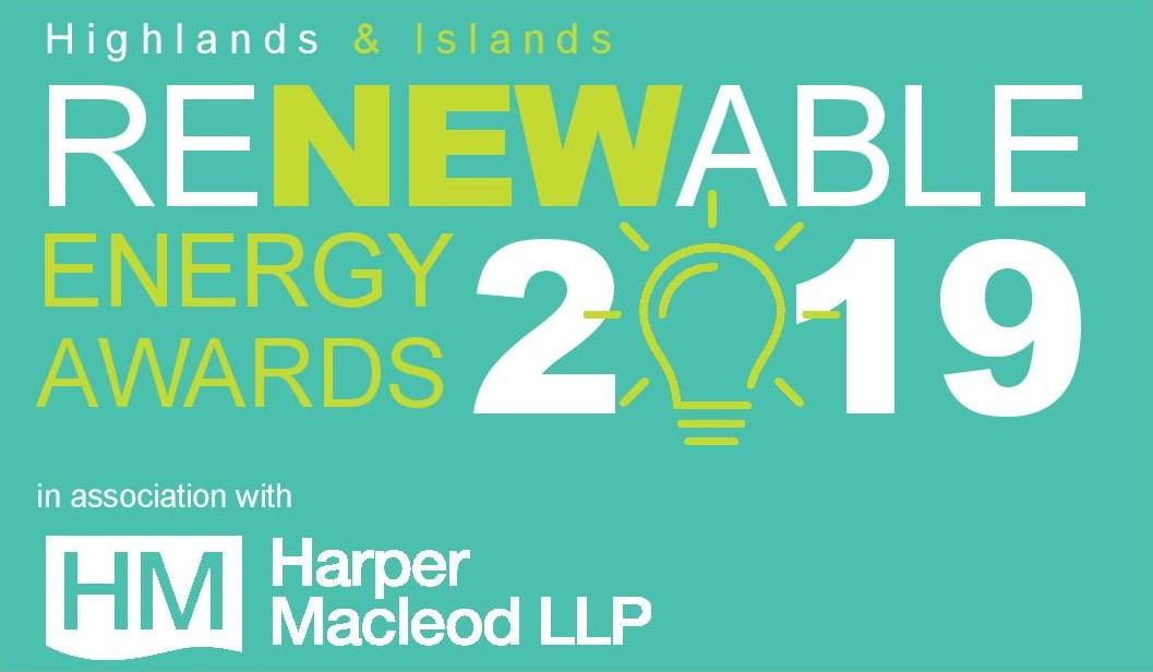 Highlands & Islands Renewable Energy Awards Finalists Announcement!